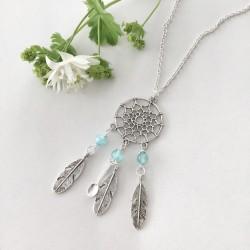 Dreamcatcher turquoise jade