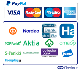 PayPal and Checkout.fi