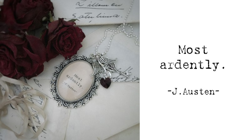 Most ardently. -J.Austen-